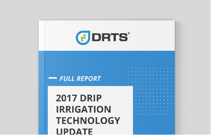 drip irrigation technology report