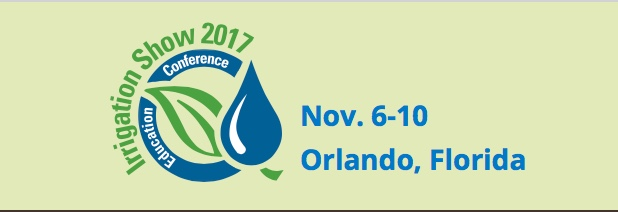 DTRS at Irrigation Show 2017