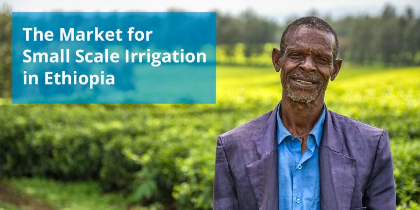 Irrigation in Ethiopia