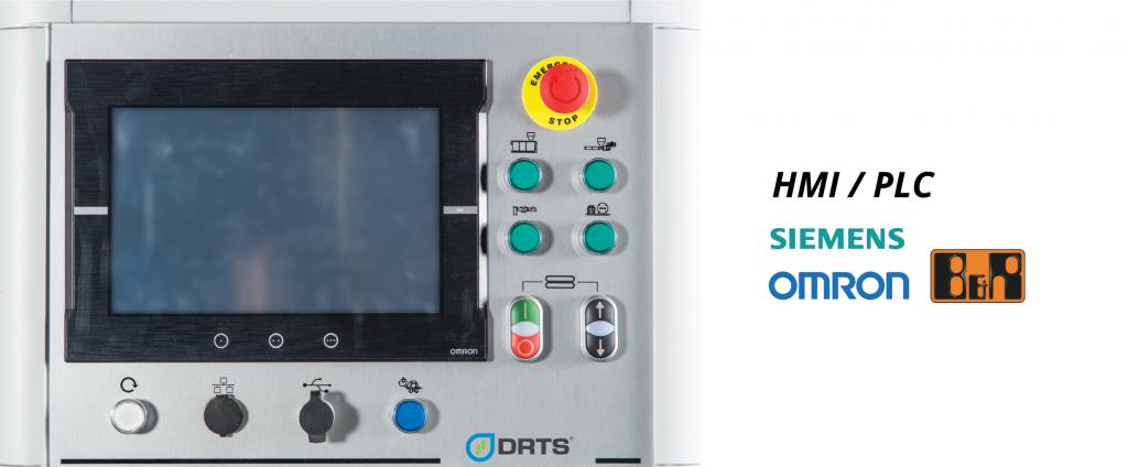 DRTS Extruder HMI / PLC