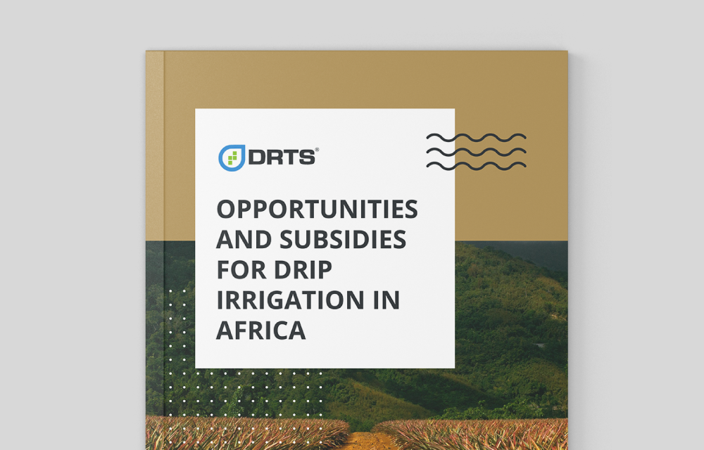 Guide to Subsidies for Drip Irrigation in Africa