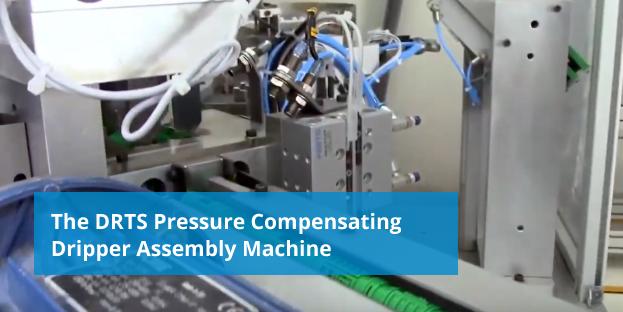 DRTS dripper assembly machine